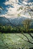 Lech rzeka Obrazy Royalty Free