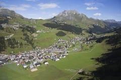 Lech Valley imagen de archivo libre de regalías