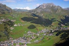 Lech Valley imágenes de archivo libres de regalías