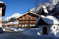 Lech, Voralberg, Austria Royalty Free Stock Photos