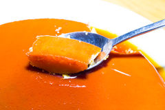 Leche flan Royalty Free Stock Images