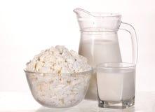 Leche, leche Foto de archivo libre de regalías
