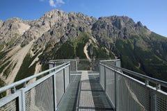 Lechtal-Alpen Lizenzfreie Stockfotos