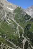 Lechtal Alps Stock Image