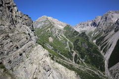 Lechtal Alps Stock Images