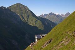 Lechtaler Alpen, Austria Immagine Stock Libera da Diritti