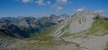 Lechtaler Alpen , Austria Stock Images