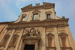 Lecka, Apulia, Włochy obrazy stock
