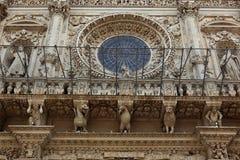 Lecka, Apulia, Włochy zdjęcia royalty free