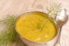 Leckere Dill Senfsauce Royalty Free Stock Photo