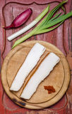 Lecso ingredients Stock Photo