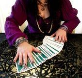 Lecteur de cartes Photo libre de droits
