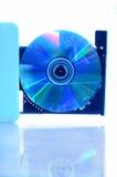 Lecteur de CD Photo stock