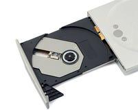 Lecteur de disque compact-ROM Images libres de droits