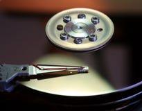 Lecteur de disque dur Images stock