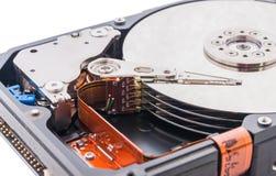 Lecteur de disque dur. Photos stock