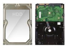 Lecteur de disque dur Image stock