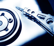 Lecteur de disque dur Photos stock