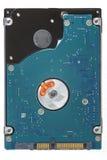 2 lecteur de disque dur d'ordinateur portable de 5 pouces Images libres de droits