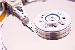 Lecteur de disque dur de HDD Photo stock