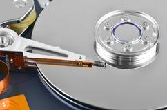 Lecteur de disque dur intérieur Images libres de droits