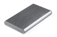Lecteur de disque dur portatif Photos stock