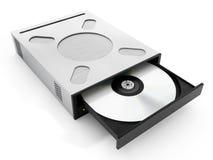 Lecteur de disques interne illustration 3D illustration libre de droits