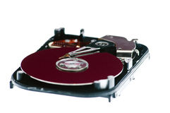 Lecteur de Hdd Photo stock