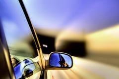 Lecteur de vitesse Image libre de droits