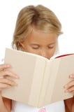 Lecteur fatigué Photos libres de droits