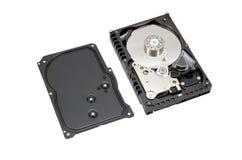 Lecteur HDD de disque dur Images libres de droits