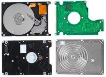 Lecteur HDD de disque dur Photographie stock