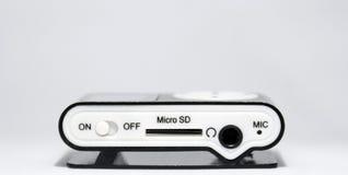 Lecteur MP3 Photo stock
