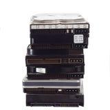 Lecteurs de disque dur Photographie stock