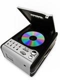 Lector de cd Fotos de archivo