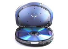 Lector de cd Foto de archivo libre de regalías