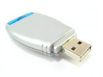 Lector de tarjetas del USB imagen de archivo libre de regalías