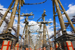 Еlectric substation Stock Photos