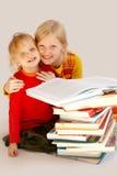 Lectura Fotos de archivo libres de regalías