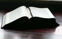 Lectura Foto de archivo libre de regalías