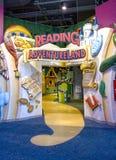 Lectura Adventureland Fotos de archivo