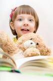 Lectura del niño Imagen de archivo