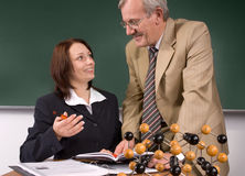 Lecture Royalty Free Stock Photos