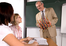 Lecture Stock Image