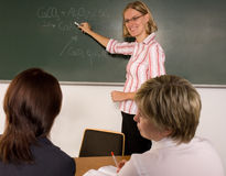 Lecture Stock Photography