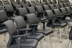 Lecture audience Royalty Free Stock Photography