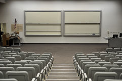 Lecture Hall Stock Images