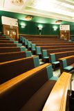 Lecture hall Royalty Free Stock Photos