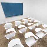 Lecture hall Royalty Free Stock Image