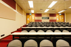Lecture room Royalty Free Stock Photos
